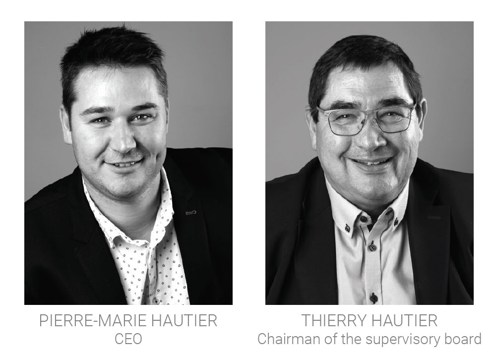 Hautiers Transports a family business